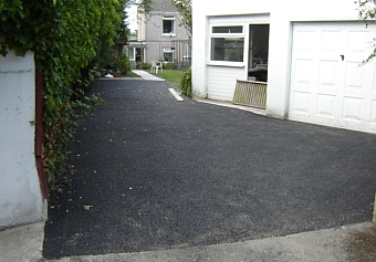 tarmac drive installed by DrainTech South  West
